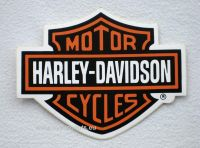 Harley Davidson Bar & Shield Aufkleber