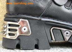 New Rock Boot Grande Comore schwarz