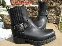 New Rock Boot Fisto schwarz