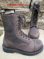 10 Eyes Ranger Boot brown