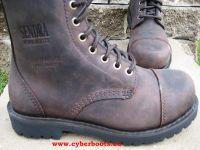 10 Eyes Ranger Boot brown