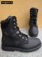 New Rock Boot Skywalker schwarz / schwarz