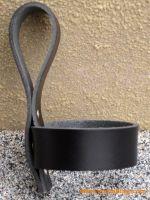 Trinkhorn Gürtelhalter aus Leder