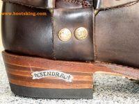 Musketier Stiefel D`Artagnan kniehoch braun
