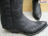Musketier Stiefel de Treville kniehoch