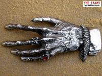 Alchemy Gürtelschnalle Nosferatus Hand