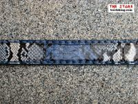 Sendra Belt Python blue