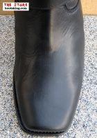 St. Johns schwarz mit Reißverschluss