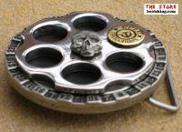 Alchemy Gürtelschnalle Russian Roulette