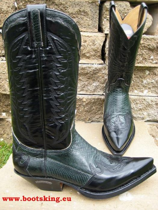 new product 1efe2 2a3d5 Westernstiefel Cowboyboots Cowboystiefel Rancho Sendra ...