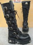 New Rock Boot Chewabaca schwarz