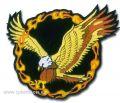 Adler Aufnäher