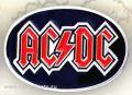 AC DC Gürtelschnalle