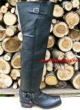 Musketier Stiefel Porthos übers Knie XXL