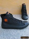 Baxter schwarz / orange
