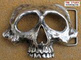Alchemy Gürtelschnalle Skull